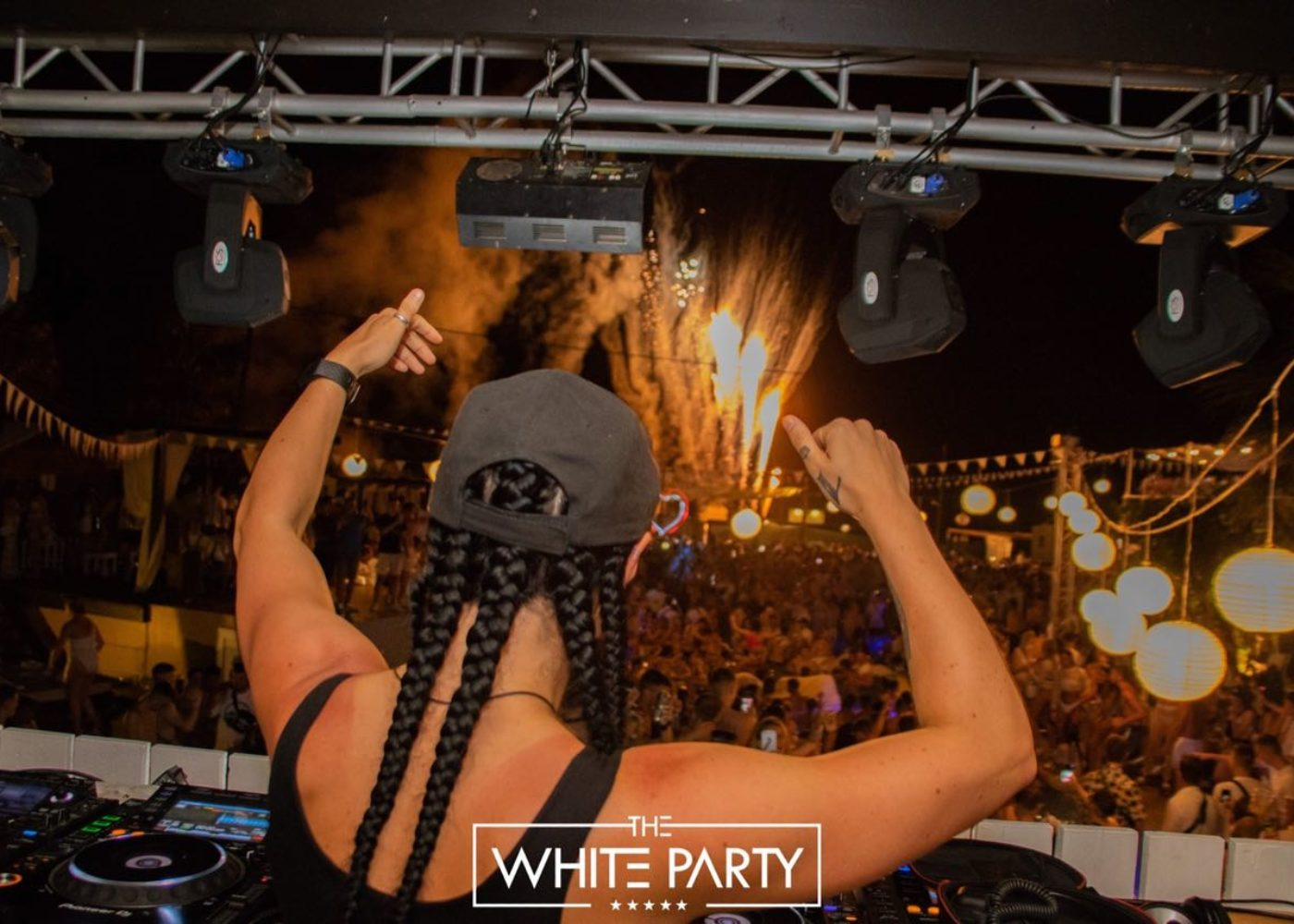 white party zante
