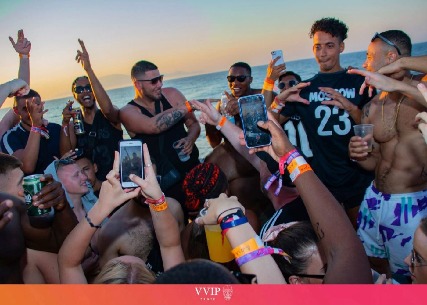 zante vip event packages