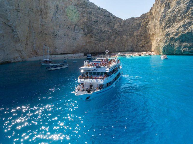 zante boat party
