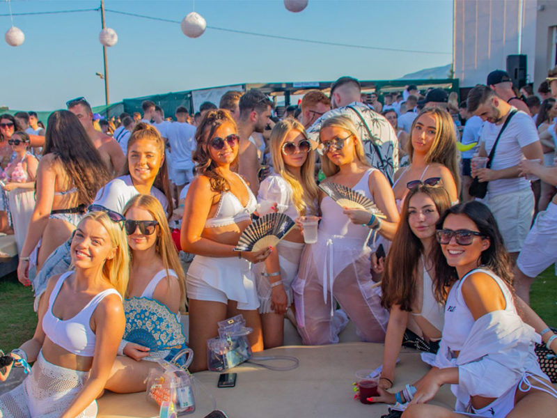 zante events package